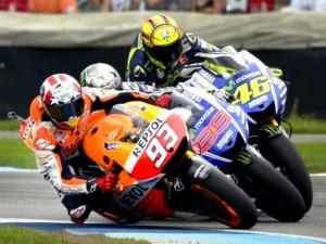 Marquez, Lorenzo dan Rossi