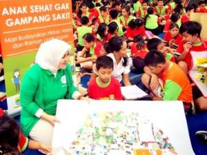 Sekolah Berbasis Lingkungan Hijau
