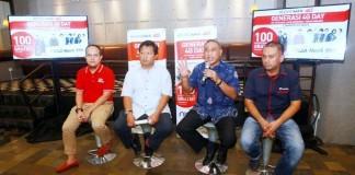 Smartfren Launcing kampanye generasi 4g
