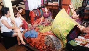 festival batik bordir-tenun nusantara