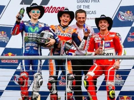 podium GP austin 2016