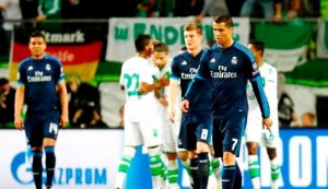 Wolfsburg vs Madrid