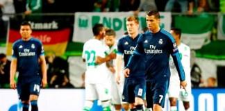Wolfsburg vs Madrid