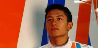 Pebalap Manor Racing, RIo Haryanto