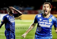 Persib vs Bali United TSC 2016