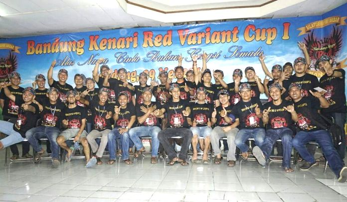 Red Variant Cup I