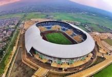 Stadion Utama Gelora Bandung Lautan Api