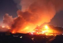 Kebakaran Pasar