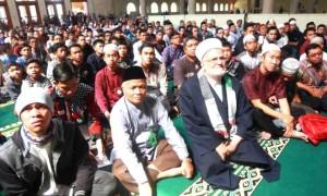 Kunjungan Imam Besar Al-Aqsa ke Bandung
