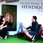 launching buku Hendrick