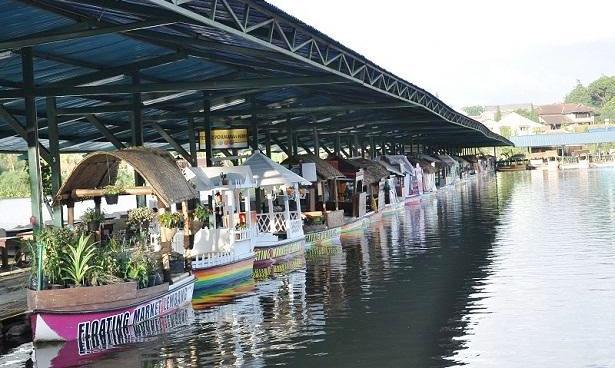Floating-Market-Lembang -
