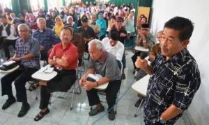 Kunjungan Staf Ahli Kepresidenan ke KPAD Gegerkalong