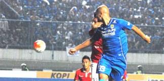 Persib Bandung vs Persija Jakarta -SVD