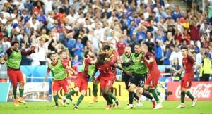 Portugal juara