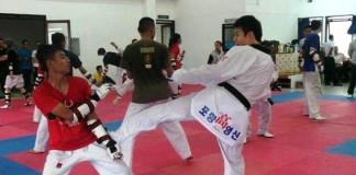 Taekwondo-jabar