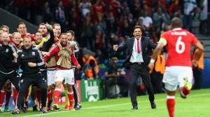 Wales UEFA