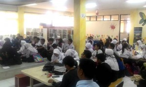 Pelatihan Jurnalistik di Kapusipda-2