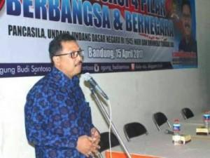 Agung Budi Santosa   Anggota DPR RI Komisi V