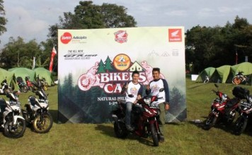Honda Bikers Camp -
