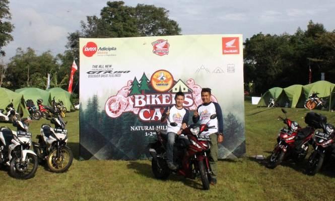 Honda Bikers Camp -