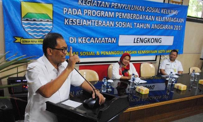Pemkot Bandung Dorong Tuntaskan Kesenjangan Sosial