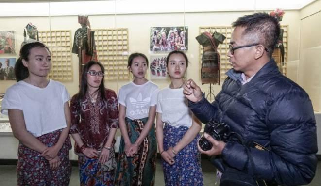 Antusiasme Mahasiswa Tiongkok Mempelajari Bahasa dan Budaya Indonesia