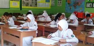 Ujian Sekolah