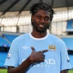 Emmanuel Adebayor -