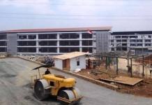 Lanjutan Pembangunan Gedung DPRD Ditunda