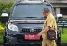 Mobil Dinas Jabar