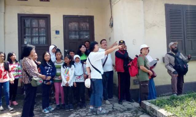 Wisata Heritage Masih Wacana Jabar Ekspres Online