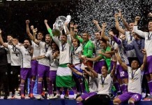 madrid champions -