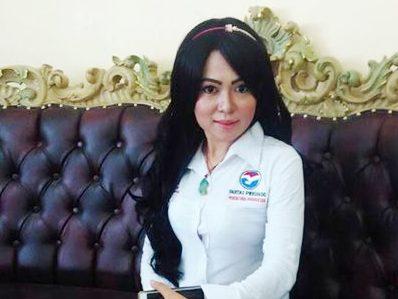 Dewi Ketua Kartini Partai Perindo Sumedang