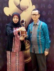 Kota Sukabumi Sabet Penghargaan Kota Layak Anak