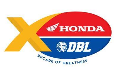 Logo Honda DBL 2017 -