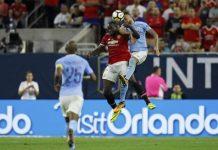 Manchester United 2-0 Manchester City- lukaku