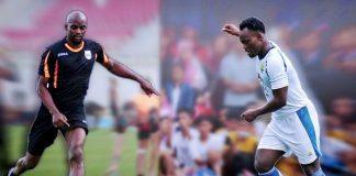 Mohamed Sissoko - Michael Essien