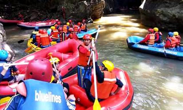 Pangcalikan Rafting Adventure