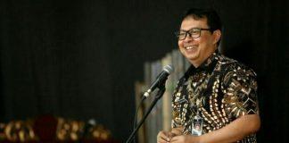 Sekretaris Daerah Kota Bandung Yossi Irianto -