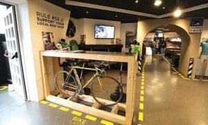 cycling hotel