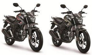 Honda-CB150-Standart-Edition Macho Black -