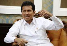 Asman Abnur Menteri PAN-RB