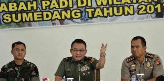 TNI brantas mafia beras