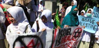 dukungan palestina - persis