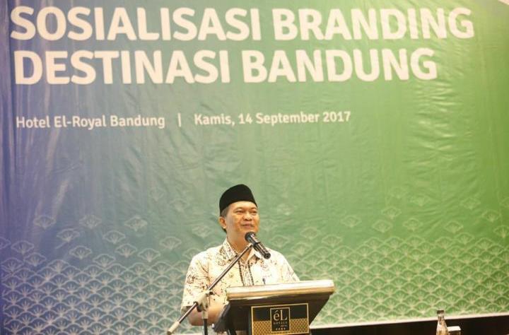 Kota Bandung Bidik 20 Juta Wisman