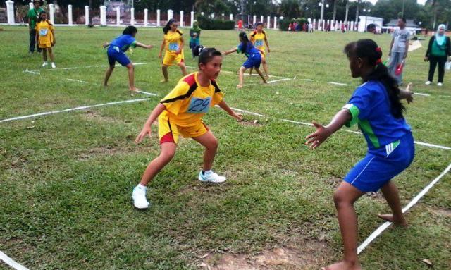 Permainan anak olahraga