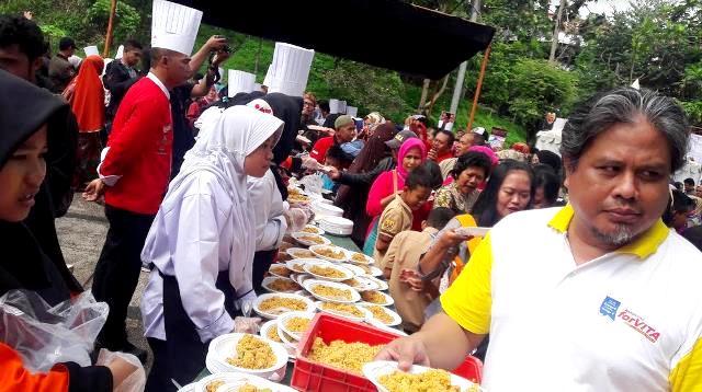 Festival Kuliner Cimahi Jabar Ekspres Online