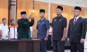 Tiga sekretaris KPU