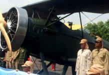 pesawat cureng
