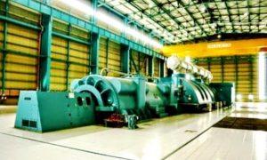 turbin uap toshiba